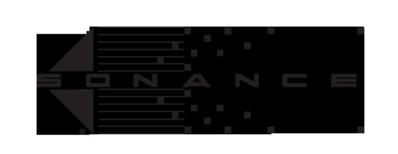 Sonance original logo from 1983