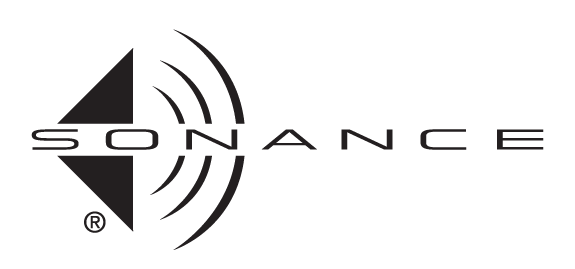 Sonance logo from mid-90s