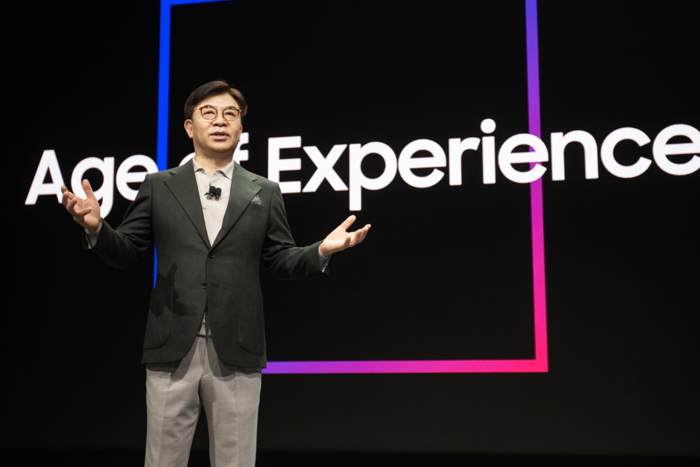 CES 2020 Samsung Age of Experience