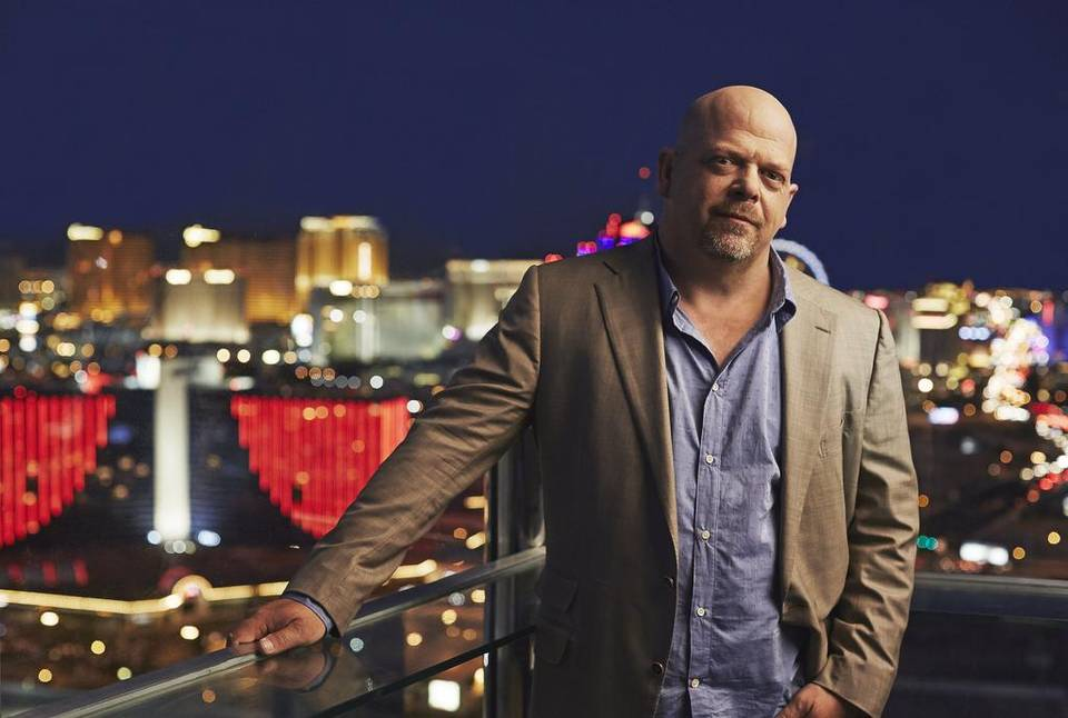 CES 2020 Rick Harrison of Pawn Stars