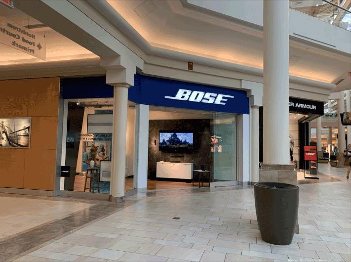 Bose mall store