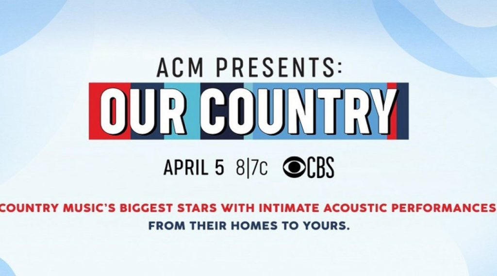 ACM: Our Country where Miranda Lambert thanked technology