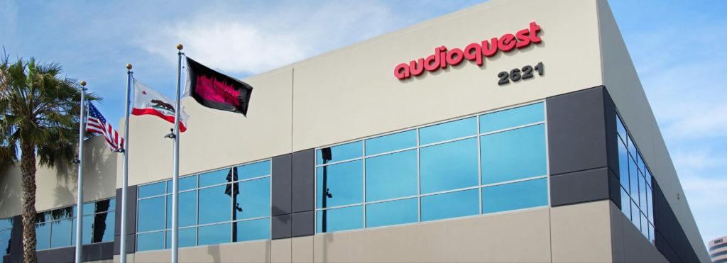 Photo of AudioQuest headquarters