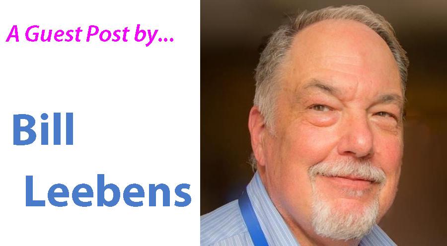 Photo of Bill Leebens...