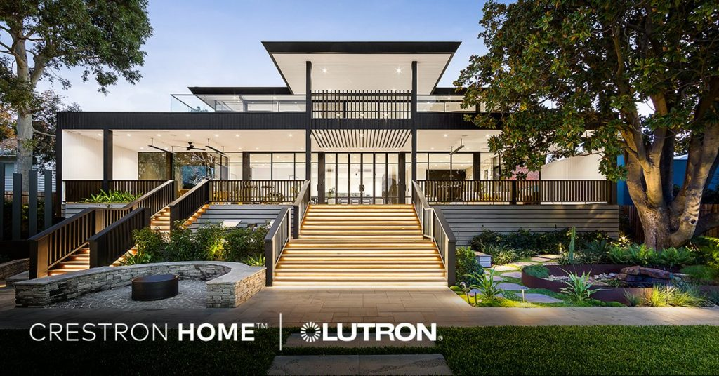 Lutron and Crestron are now working together