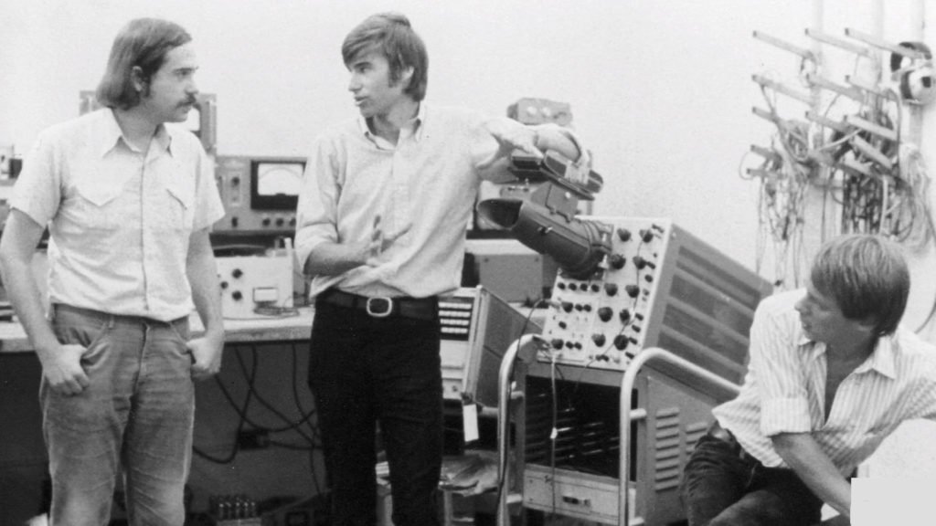 Photo of the founder of Polk Audio