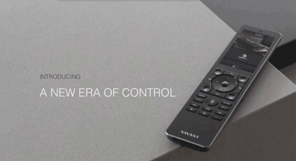 Savant remote X2 from email campaign