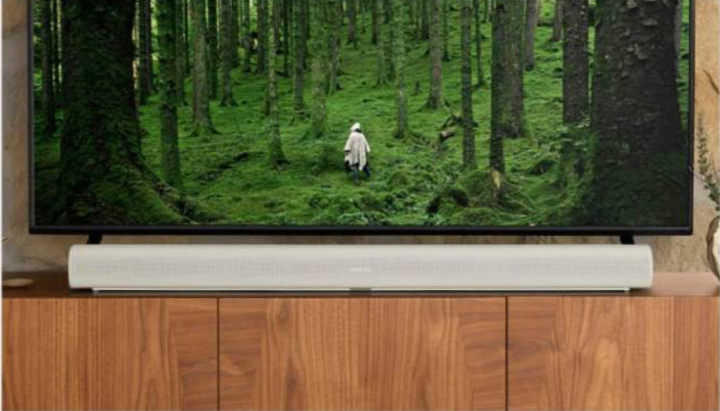 New Sonos Arc premium smart soundbar