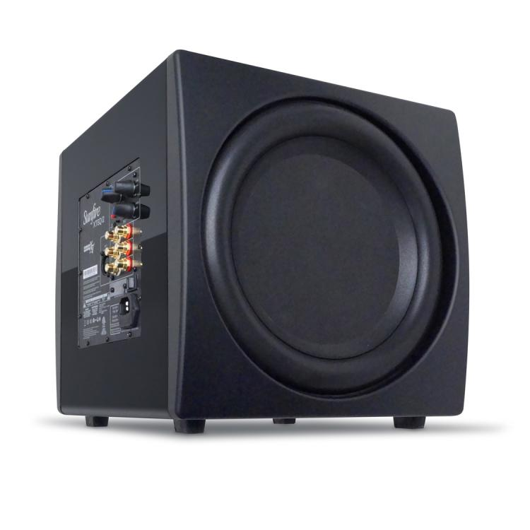 A subwoofer by Sunfire, another Nortek brand