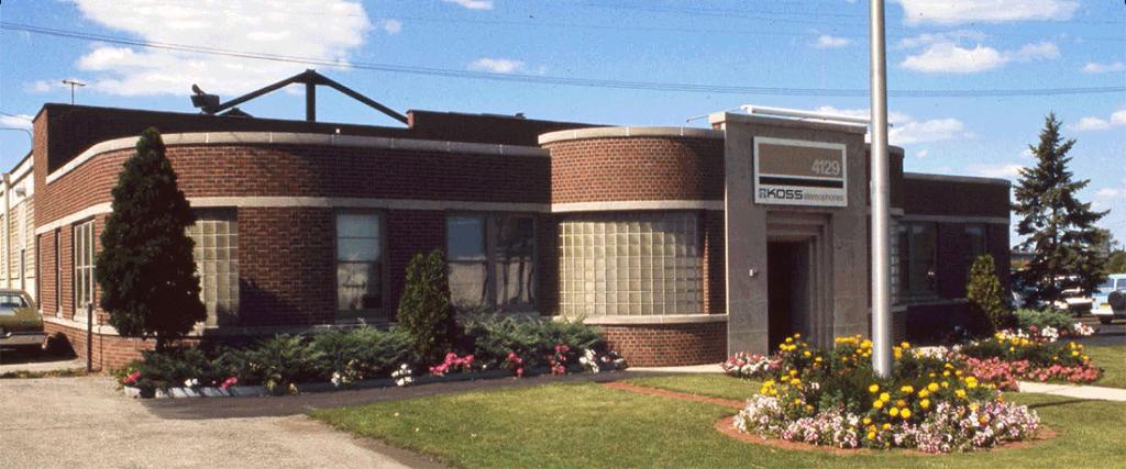 photo of koss headquarters