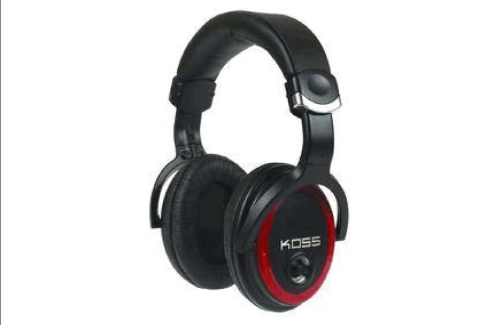 Koss Striva wireless headphones