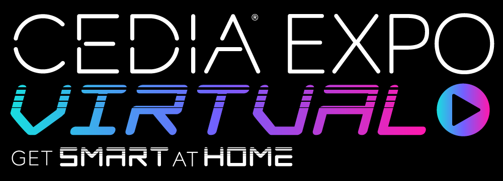 logo for CEDIA Expo Virtual