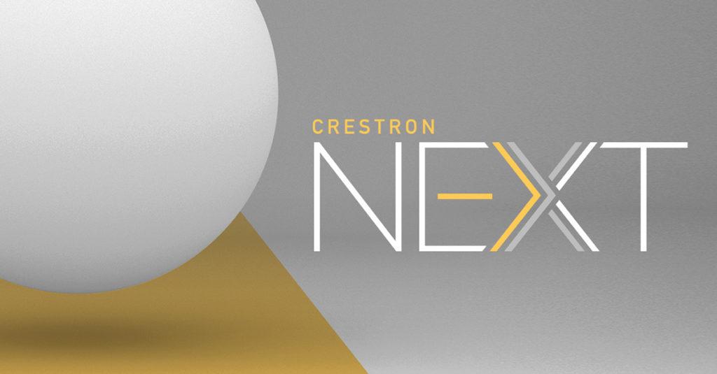 Crestron NEXT logo