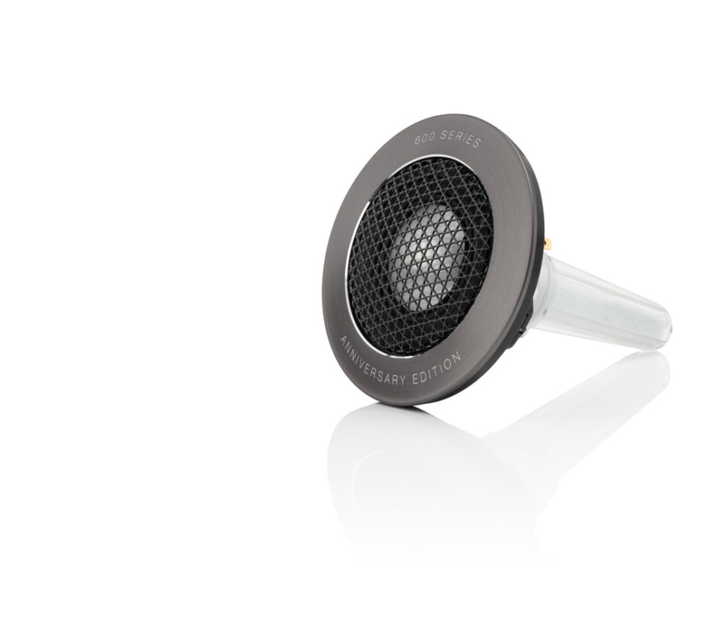 B&W 600 Series Anniversary Edition Tweeter and Special Surround