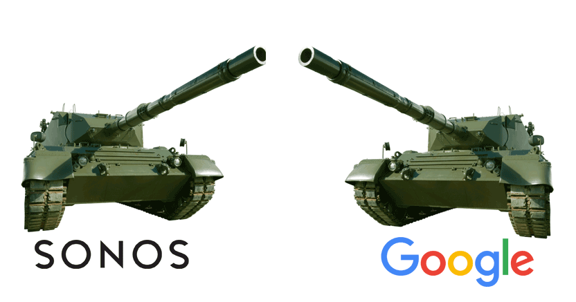 tanks are aligned for battle between these two giants