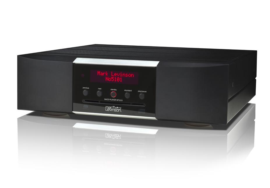Harman Mark Levinson No. 5101 Streaming SACD Player & DAC