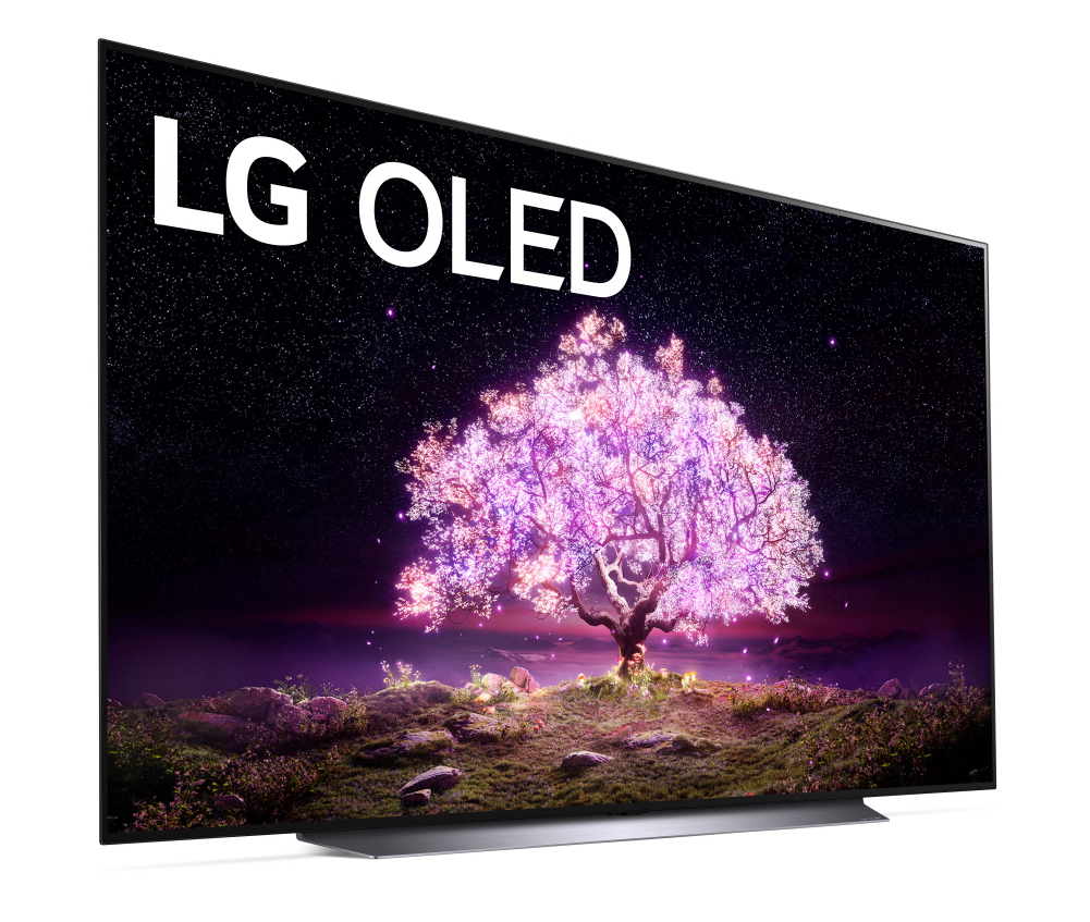 LG's OLED TVs win an Emmy