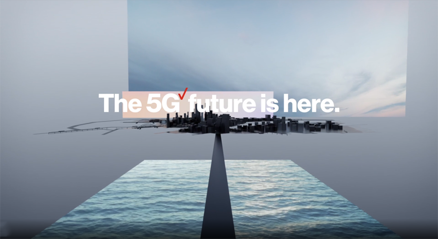 At CES 2021 virtual verizon and CTA says 5G is the future