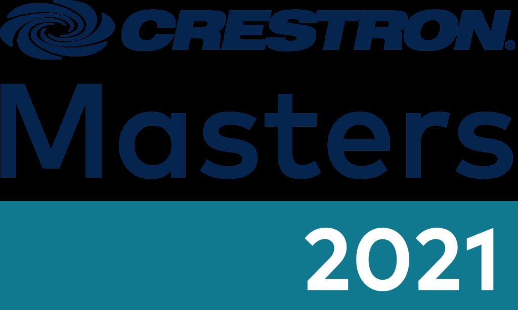 Crestron Masters 2021 logo
