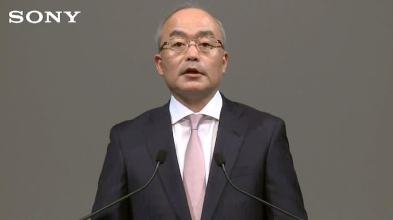 Sony CFO Hiroki Totoki