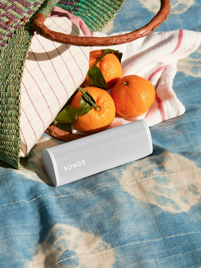 Sonos Roam in white