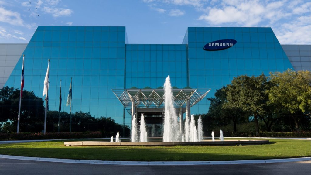 samsung chip factory in Austin, TX