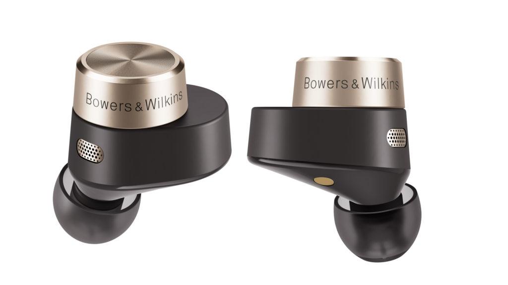 Bowers & Wilkins PI7 True Wireless earbuds