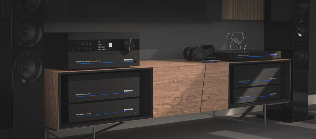 AudioControl system with Roon