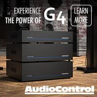 AudioControl G4