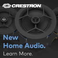 Crestron Residential Audio