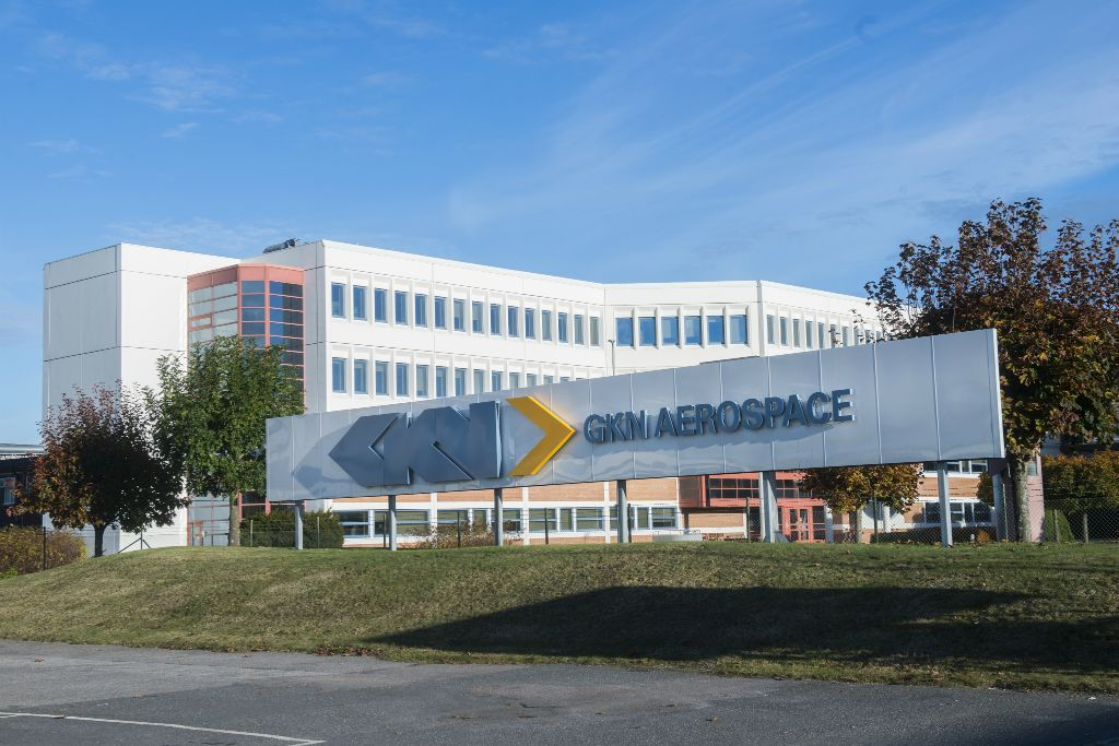 Photo of GKN division GKN Aerospace, a large acquisition by Melrose