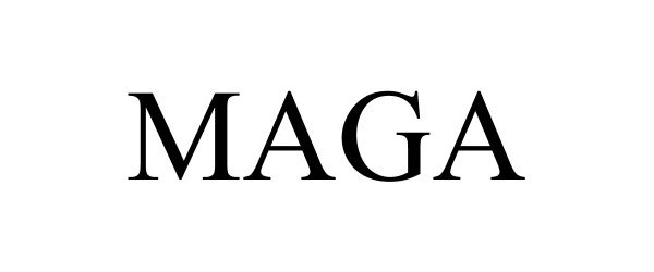 ClearOne wants to register this 4 letter acronym, MAGA, as their trademark