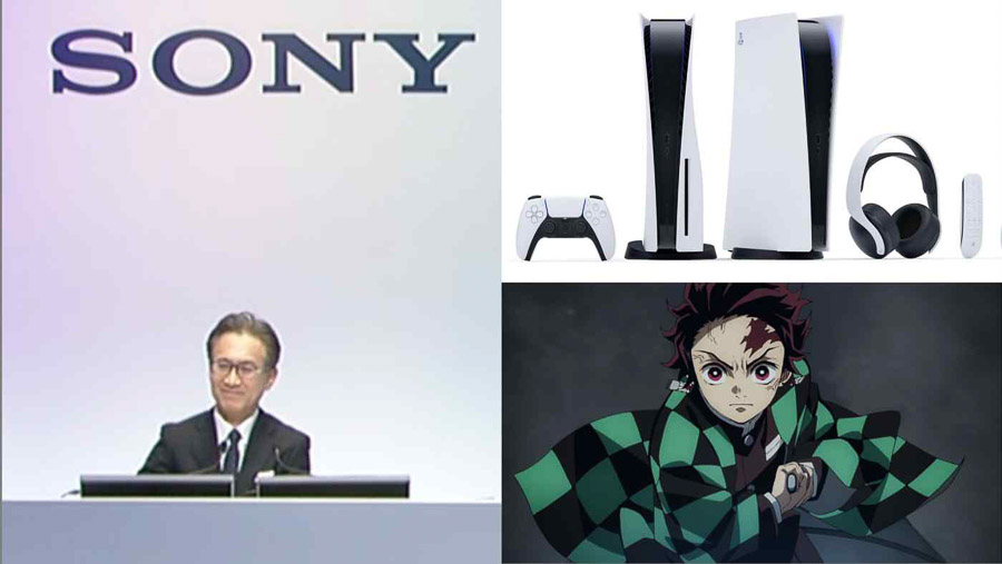 sony invests