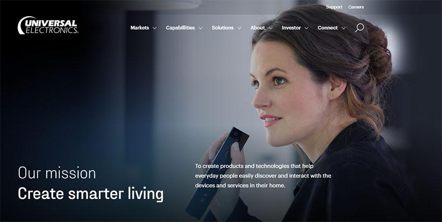 UEI homepage