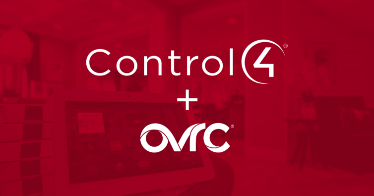 Control4 and OvrC