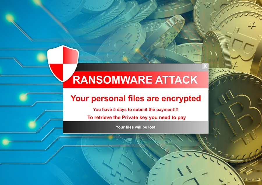 Ransomware is one of the most popular forms of cyberattack