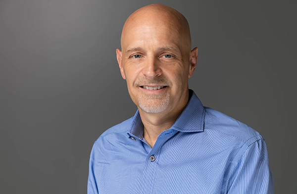 Photo of Fred Bargetzi of Crestron