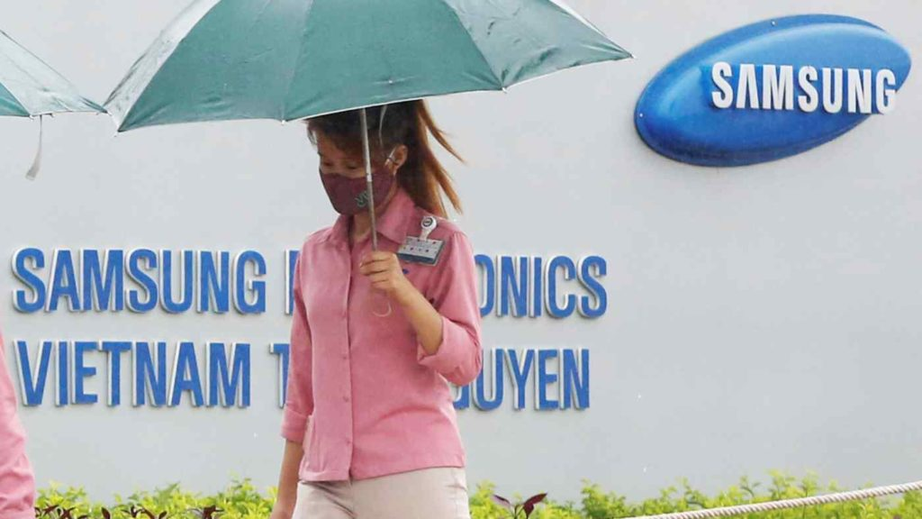 COVID surge in Vietnam is causing global supply chain issues