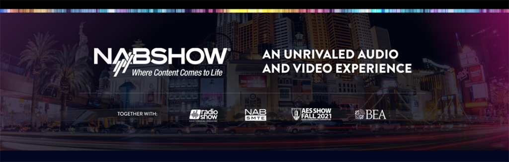 image from NAB Show website
